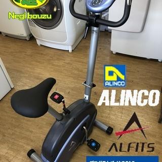 美品【 ALINCO 】アルインコ フィットネスバイク エアロバイ...