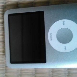 iPod nano 第三世代 4GB シルバー
