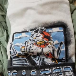 【中古】X-LARGE×ガンダム Tシャツ