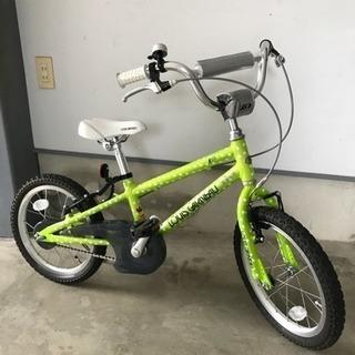 極上 美車 子ども用 自転車 ルイガノ 16インチ