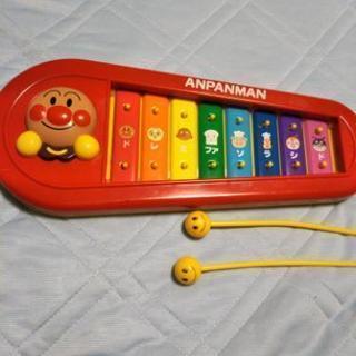 おもちゃ アンパンマン鉄琴