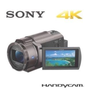 【新品未使用】(交渉中)SONY デジタルビデオカメラ ハンディカ...