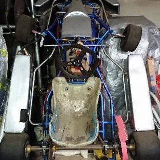 ヤマハのレーシングカート
