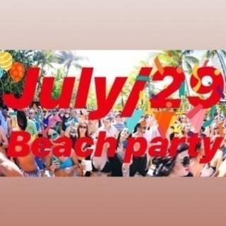 beach party!!!!