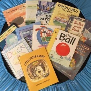 英語の絵本12冊セット