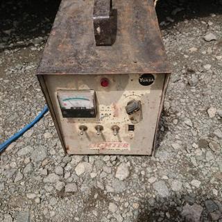 バッテリー 充電器 セルスタート