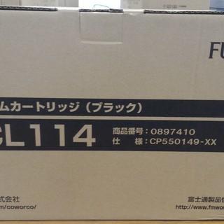 XL-C8300用トナーカートリッジCL114A 【未使用】ブラック