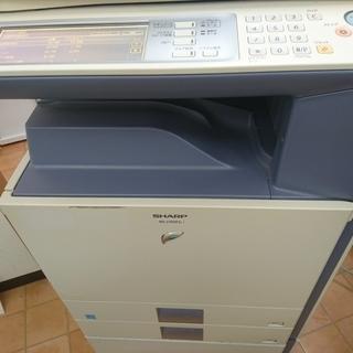 あげます!シャープカラー複合機MX-2700FG コピーFAXプリ...