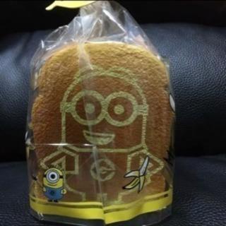 新品 ミニオンの食パンスクイーズ