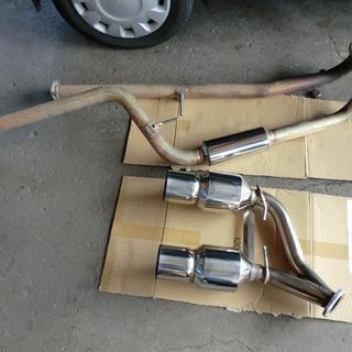 中古 コペン L880K  マフラー