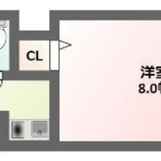 広々1K♡東住吉区♡商店街も近くて便利♡