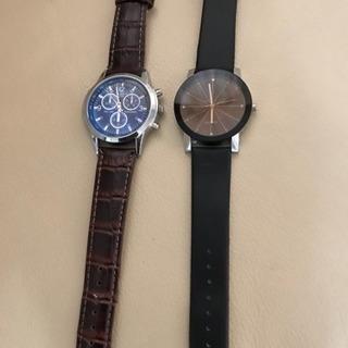 腕時計‼️美品 2本セット‼️電池交換済み‼️         ...