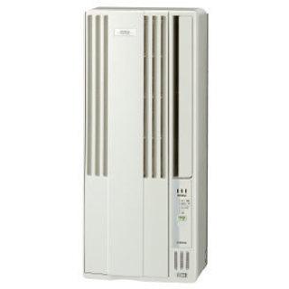 【値下げ】開封未使用窓用エアコン コロナCW-A1817(W)
