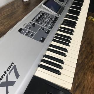 Roland Fantom x7 試演可能