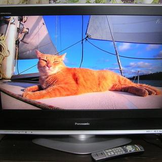 ◇取引終了 パナソニック32V型テレビ TH-32LX65 ビエラ ♪デジタルハイビジョン ■1週間の動作補償します。の画像