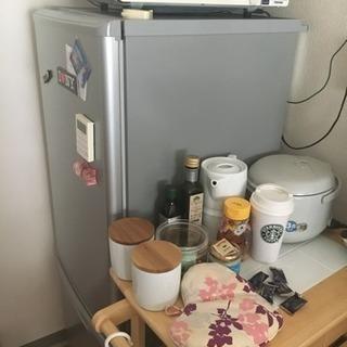 冷蔵庫欲しい方、譲ります!の画像