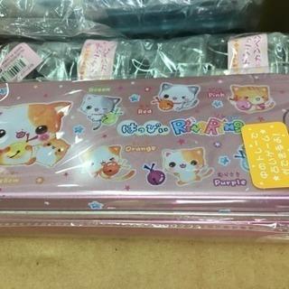 【値下げ】可愛い缶ペンケース 段ボール1箱分(20個入)【在庫処...