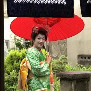 有松で舞妓体験!!!