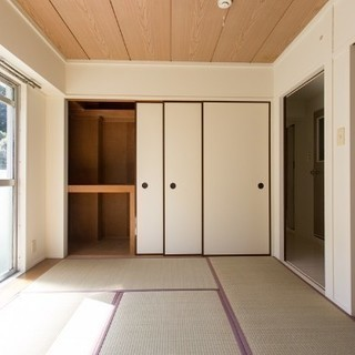 【保証会社・保証人不要】横浜市旭区、和室3DKですが綺麗にしてます...