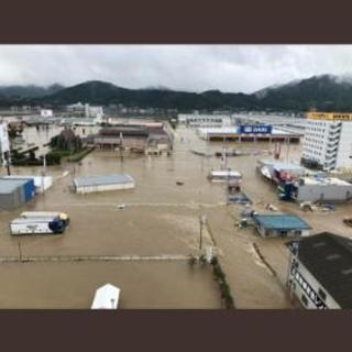 愛媛県南予地方への支援物資のお願い