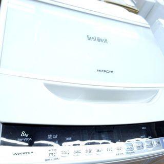 安心の1年動作保証付!2016年製HITACHIの全自動洗濯です!