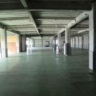 東村山市 物流倉庫内の一部 200坪~ 間貸し シェア 貸し倉庫 ...