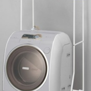 ランドリーラック 洗濯機