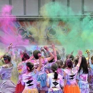 Color Me Rad MIYAGI 2018 × 楽天イーグル...