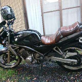 バリオス1型  45馬力 250cc