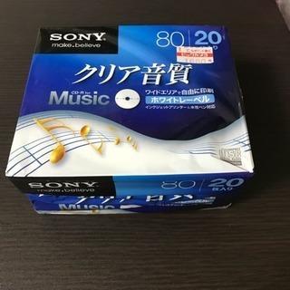 SONY CD-R for music 80min 14枚セット