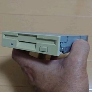 3.5 FDD フロッピーディスク