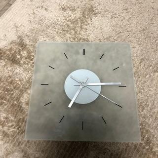 IKEA 掛け時計あげます