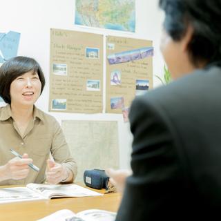 学生・社会人のための英会話。日本人の弱点をしっかりカバーします。 - 教室・スクール