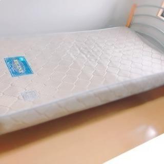 シングルベッド(マットレス付き)