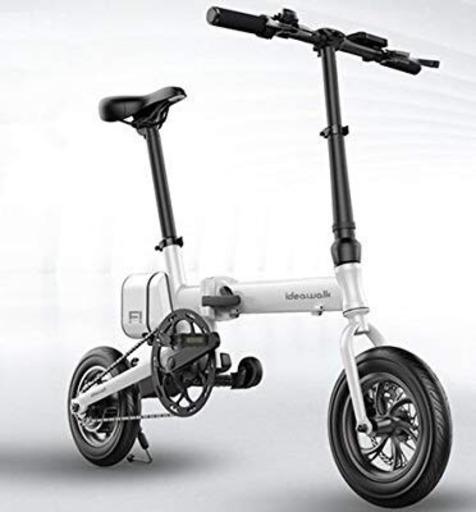 自転車 折りたたみ 電動