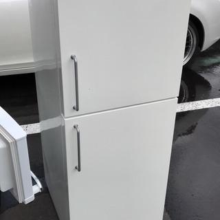 2ドア無印良品冷蔵庫 137L