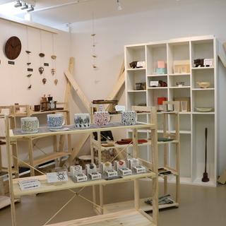 北海道がテーマの雑貨や工芸品がたくさん揃ってます!