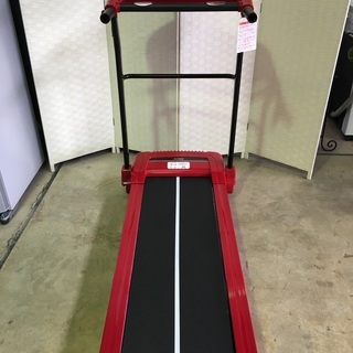ALINCOランニングマシン AFR2117R レッド 美品 動作確認済