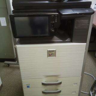 SHARPデジタルカラー複合機MX-2610FN 早めに取りに来て...