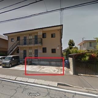 ハイムベルツリー前平置き駐車場 月額5400円