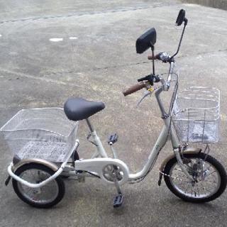 大人用 三輪車