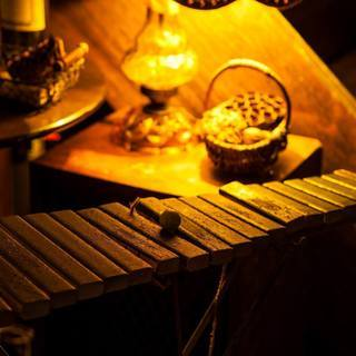 心斎橋駅から徒歩2分!marimba cafeカフェスタッフ募集。落ち着きのあるゆったりとしたお店です。 - 飲食