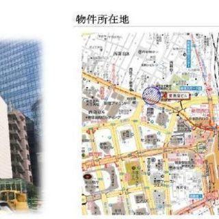 西新宿駅から徒歩3分の好立地物件! 貸店舗・貸事務所 1F 路面店です♪