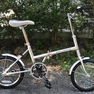 折りたたみ自転車(軽量、16インチ)
