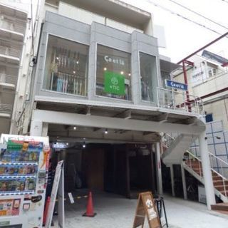 渋谷駅から徒歩7分の好立地! 貸事務所・店舗 アパレル物販可能です...