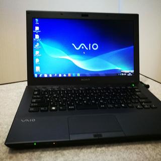 ソニーVAIO VPCSB1AGJ SSD搭載!ソフト充実