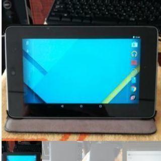 【今週半額5000円】Nexus7 wifiモデル 32G