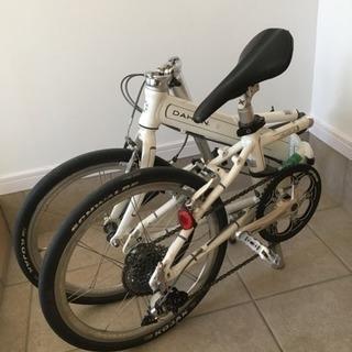 折畳み自転車【DAHON Helios SL】値下げしました。