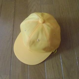 黄色 キャップ /新品・未使用