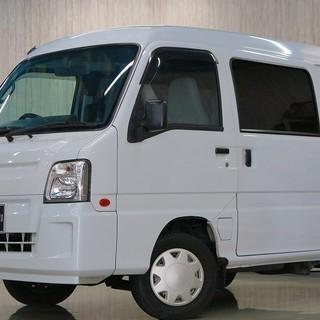 【新規オープン】サンバーバン VB 誰でもローンで車が買えます...